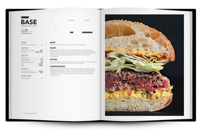 Hamburger Gourmet Libro di ricette