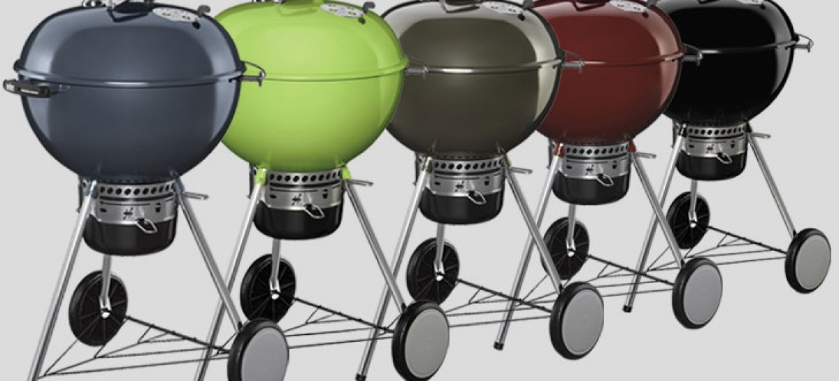 Weber Master Touch GBS