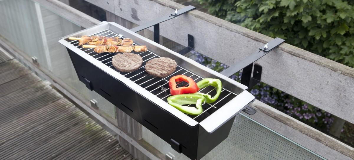 Barbecue da balcone: quando piccolo è meglio!