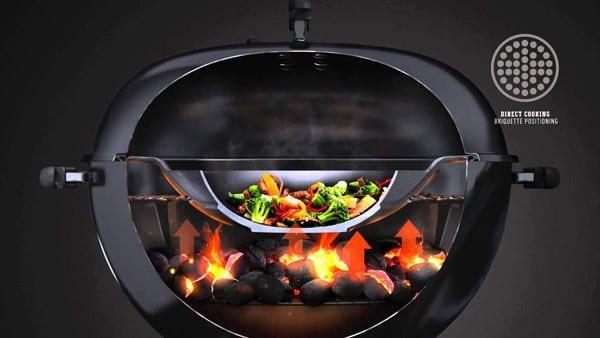 Wok Weber Gourmet System