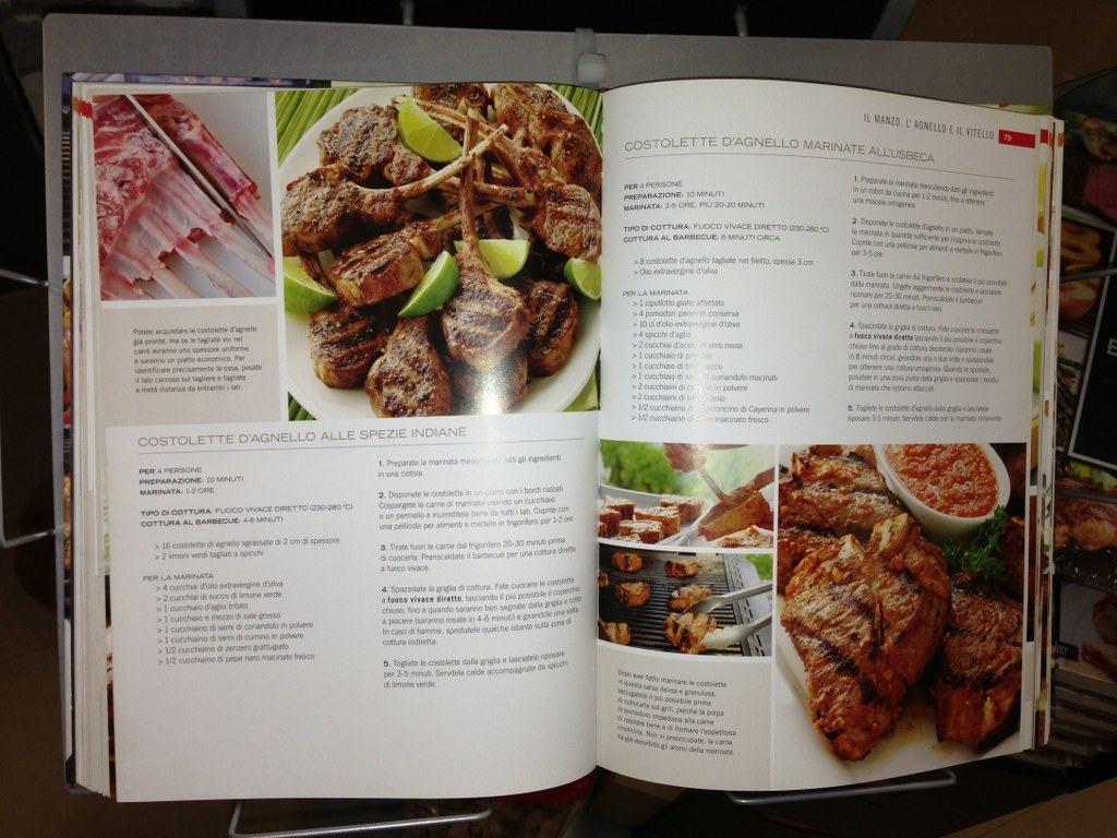 weber ricette