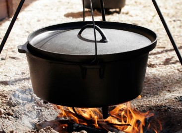 Dutch Oven – Forno Olandese