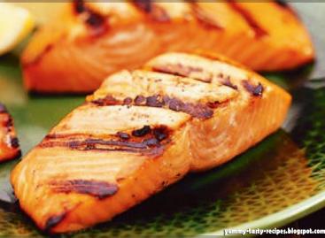 Come cucinare il salmone alla griglia