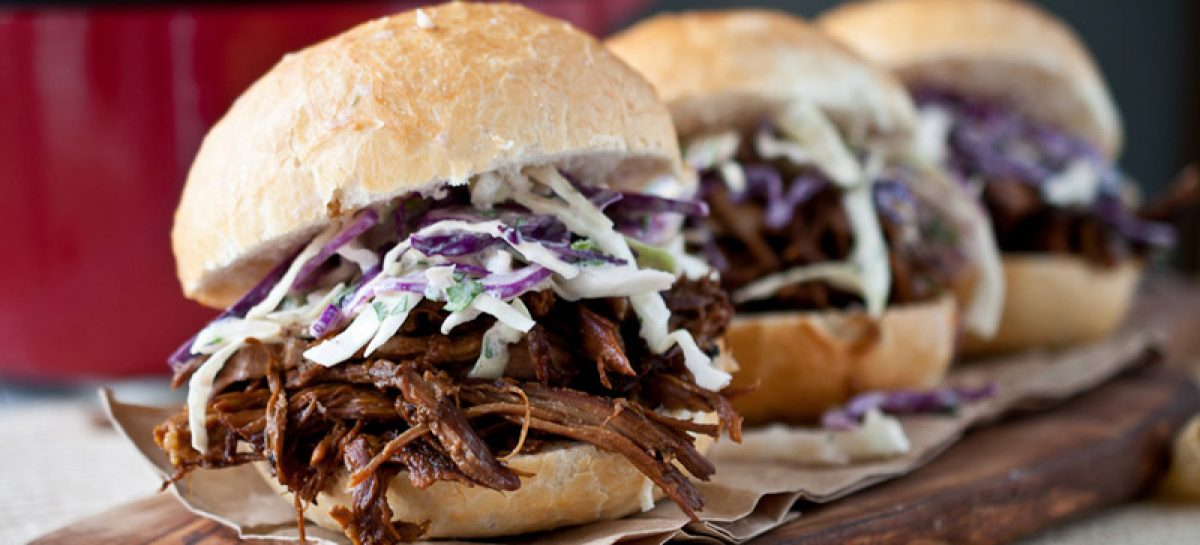 Pulled Pork: maiale sfilacciato al BBQ!