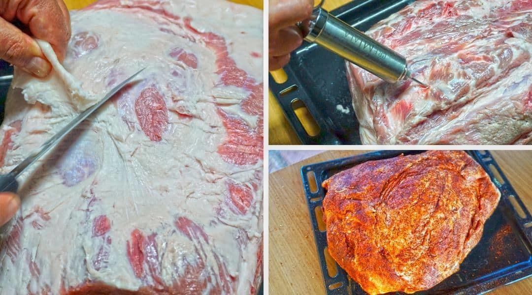 come preparare il pulled pork