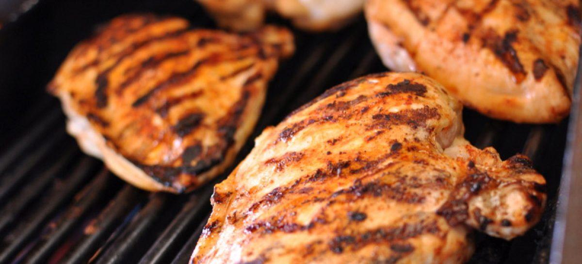 Petto di pollo alla griglia: semplice e succoso!