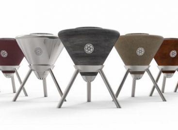 EnKi Stove: barbecue pirolitico made in Italy