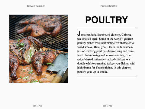 Libro barbecue Project Smoke