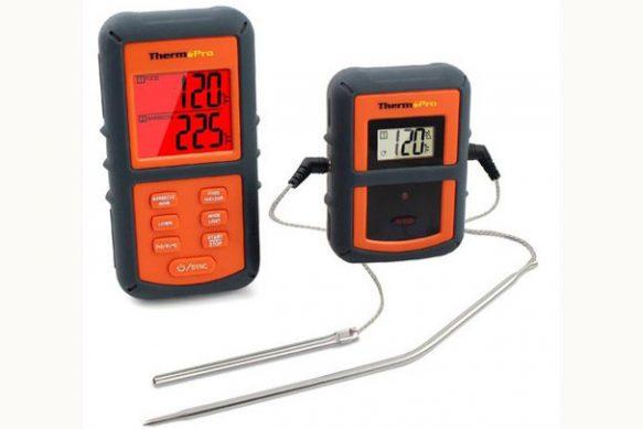 Thermopro TP-08 – Termometro wireless doppia sonda