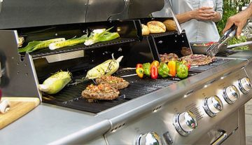 Barbecue a gas: la guida completa all'acquisto