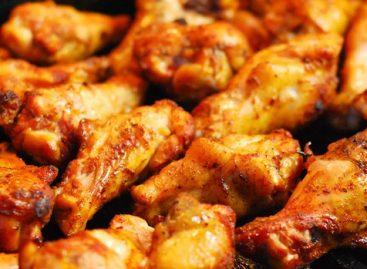 Chicken wings – Ali di pollo speziate al bbq