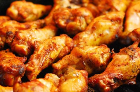 Chicken wings – Ali di pollo speziate al bbq