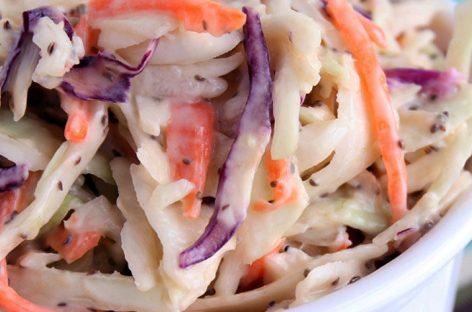 Coleslaw: l'insalata di cavolo made in USA