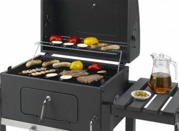 Tepro Toronto il barbecue a carbone più venduto
