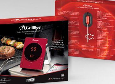 Termometro Bluetooth GrillEye con 6 sonde!