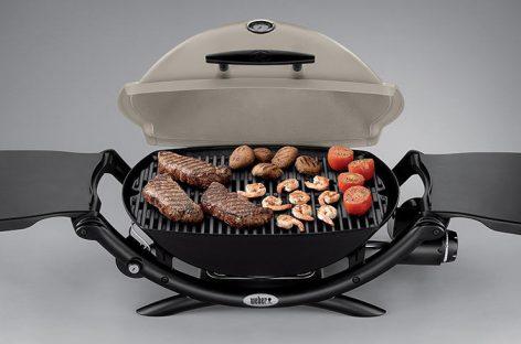 Weber Q 2200 il barbecue da balcone… perfetto!