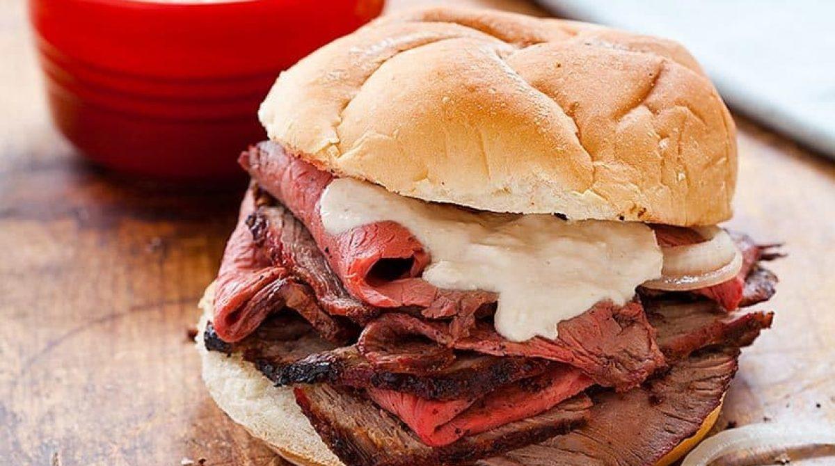 Baltimora Pit Beef – Stupire con un panino