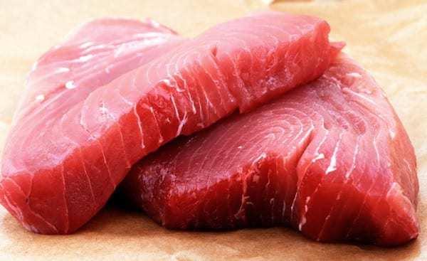 Bistecca tonno alla griglia