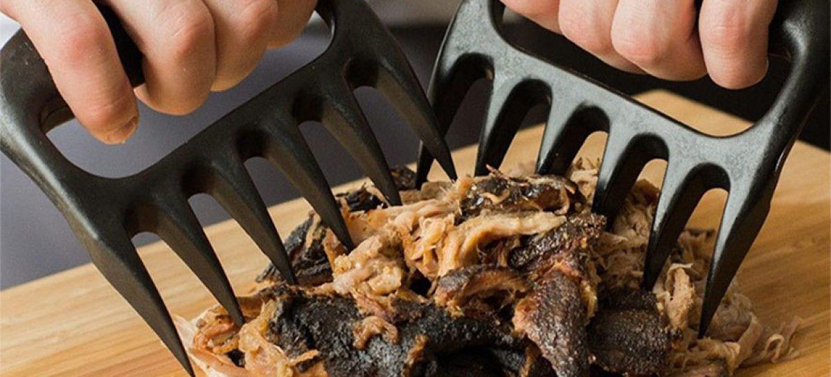 Artigli per il barbecue: pulled pork ma non solo…