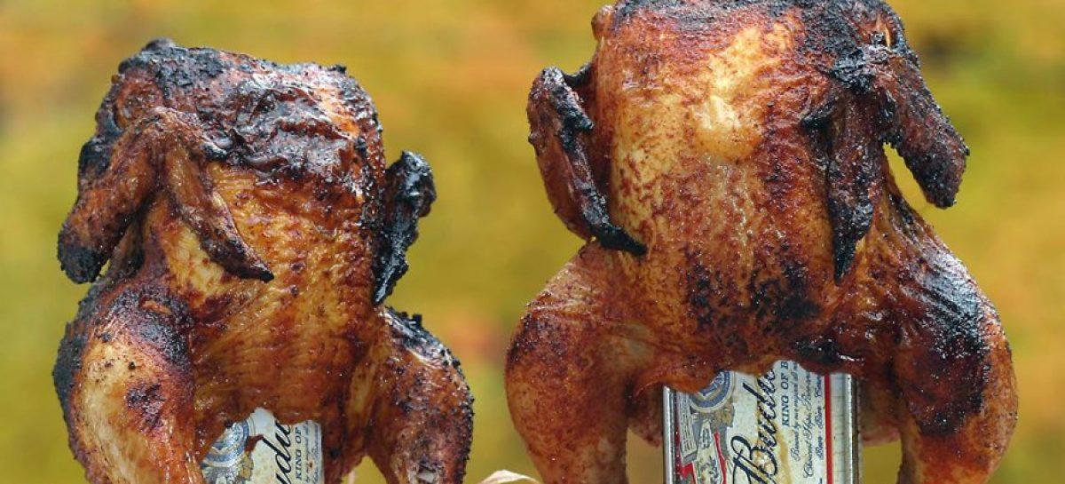 Beer Can Chicken BBQ: il pollo sulla lattina