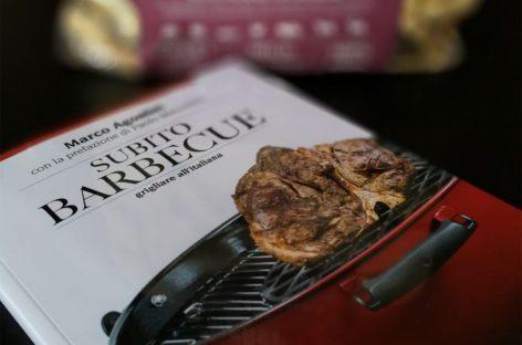 Subito barbecue – il primo libro di Marco Agostini