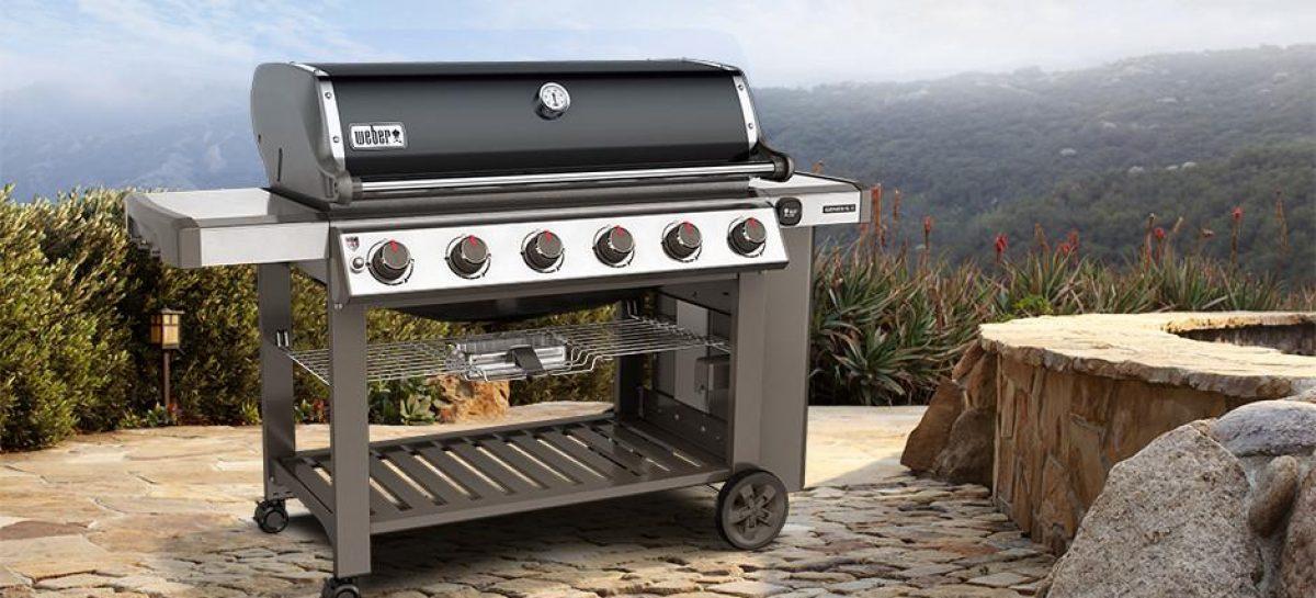 Weber Genesis II: l'evoluzione del barbecue a gas