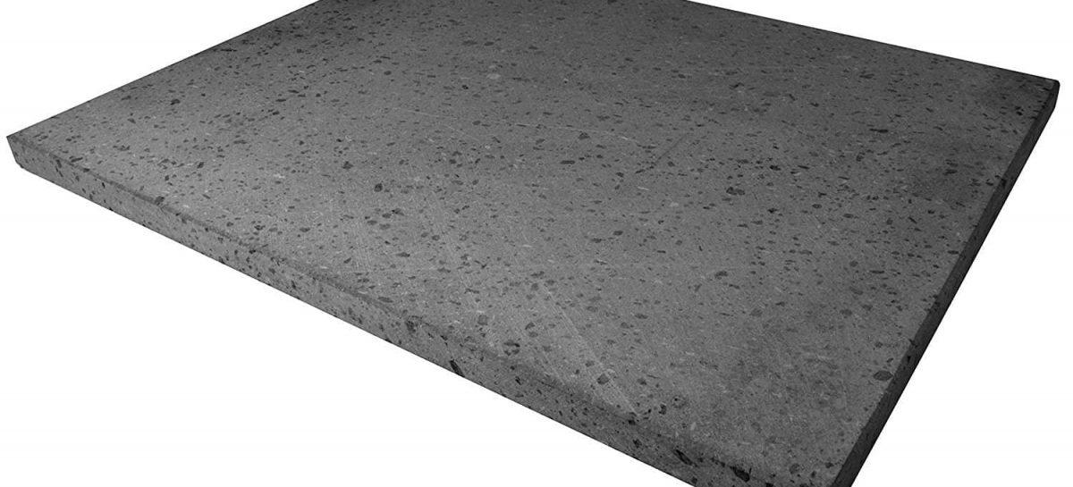 Piastre in pietra lavica per barbecue - Cucinare con la pietra lavica ...