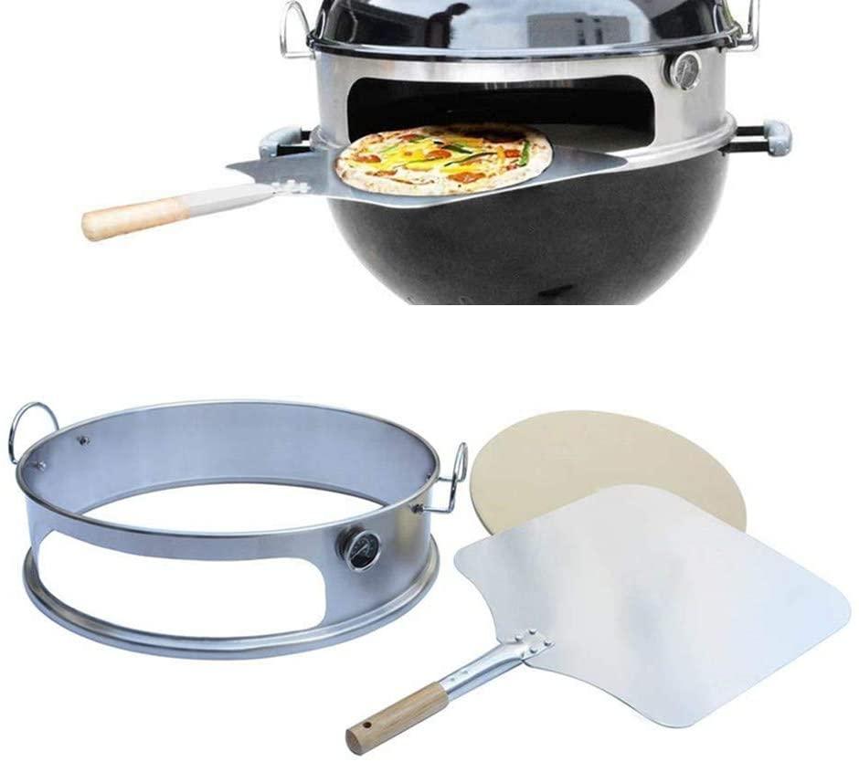 set pizza per il kettle