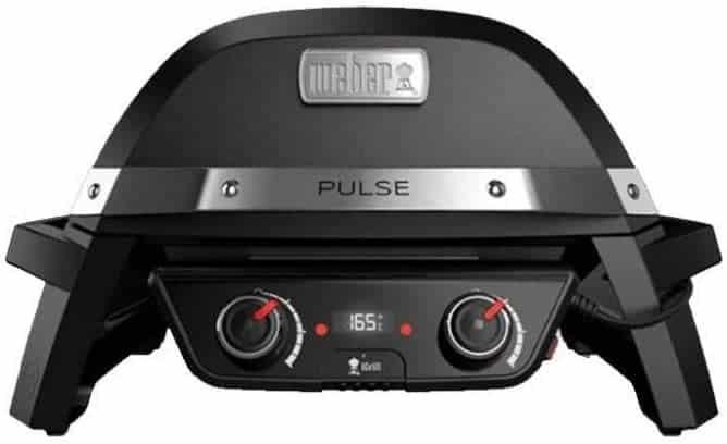 Weber Pulse 2000 miglior barbecue elettrico