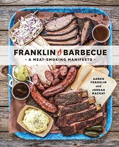 Franklin Barbecue il libro di Aaron Franklin