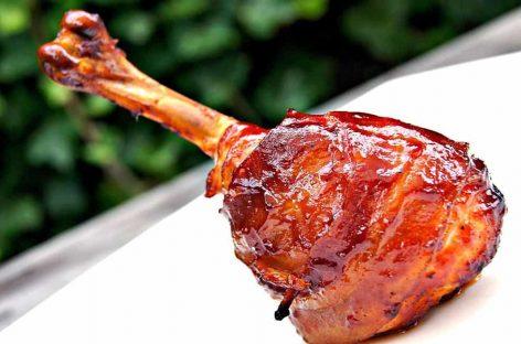 """Chicken lollipop : non """"solo"""" cosce di pollo alla griglia!"""