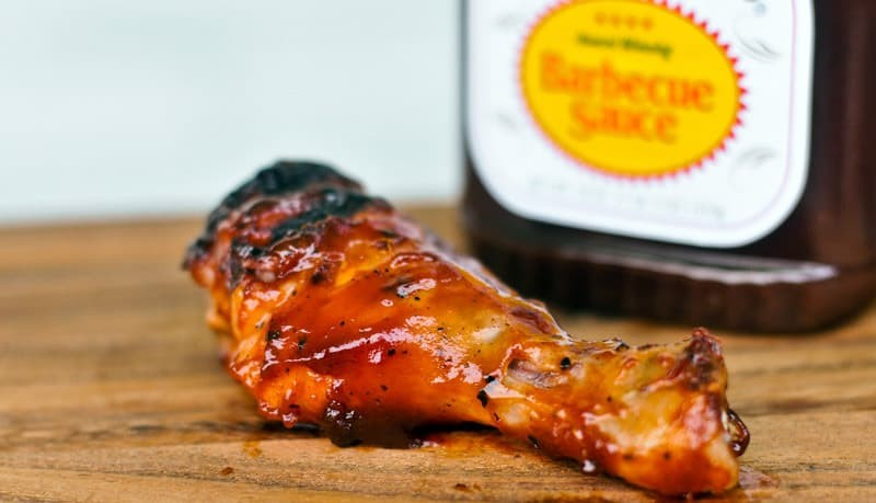Salsa barbecue Sweet Baby Rays