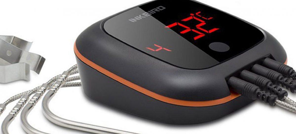 Termometro Bluetooth Inkbird IBT-4XS