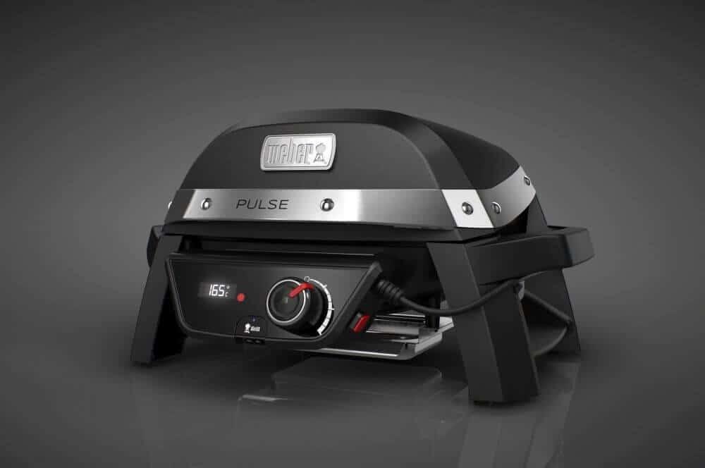 Weber Pulse 1000 barbecue elettrico