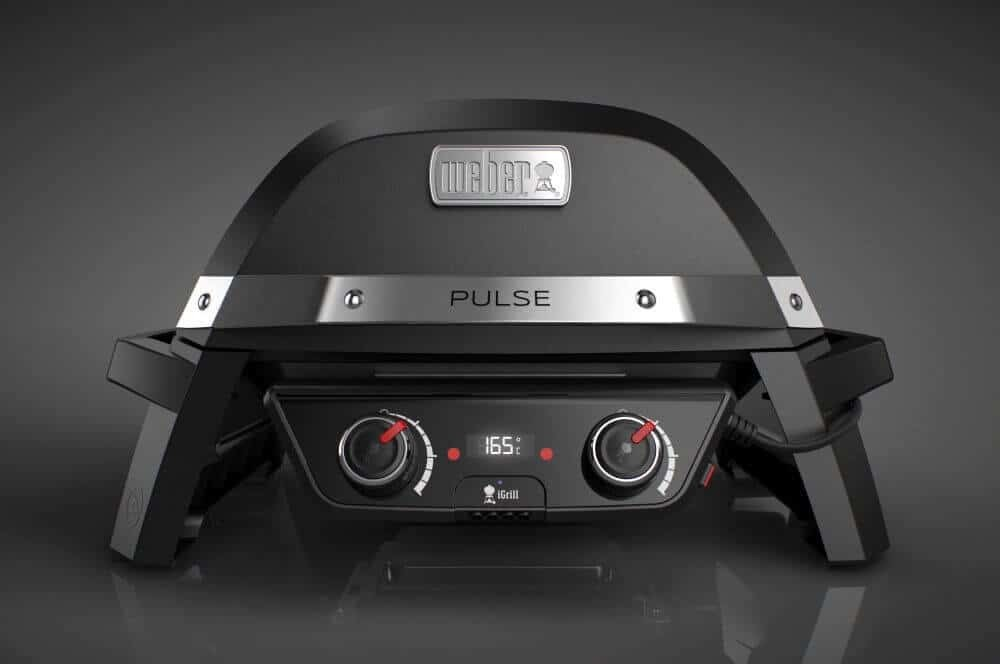 recensione weber pulse il nuovo barbecue elettrico weber. Black Bedroom Furniture Sets. Home Design Ideas