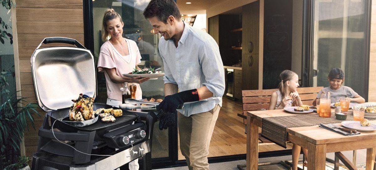 Weber Pulse: il nuovo barbecue elettrico Weber