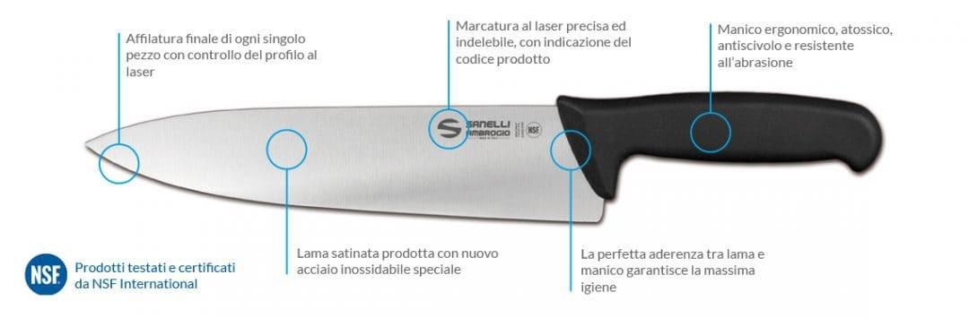 Sanelli Ambrogio Supra Trinciante
