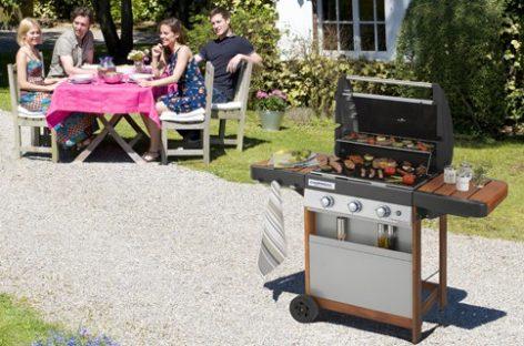 Campingaz: il barbecue sempre con te!