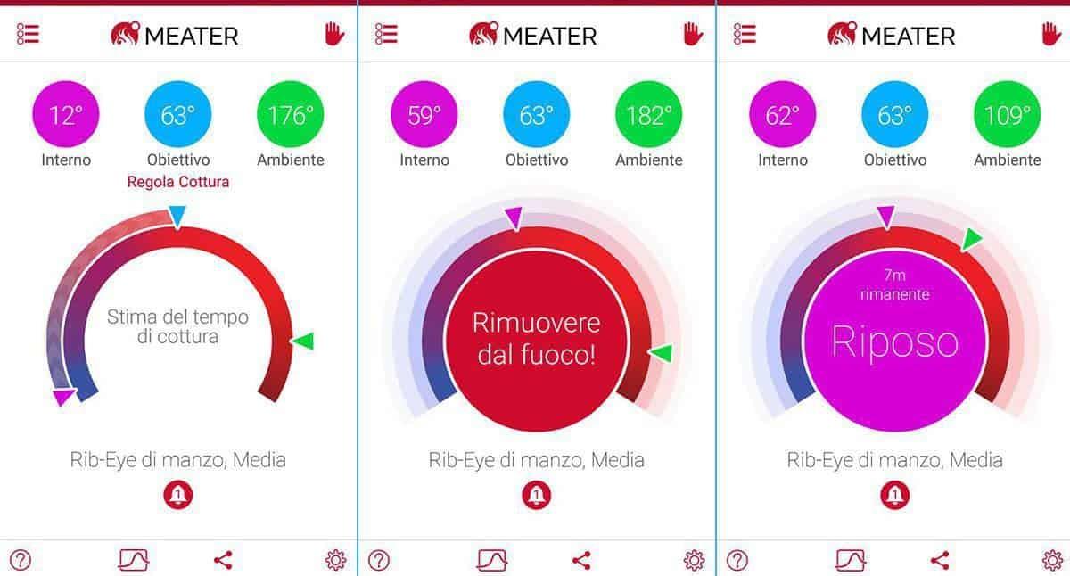 App termometro Meater