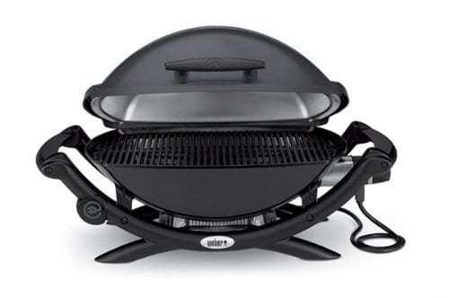Weber Q 2400 barbecue elettrico
