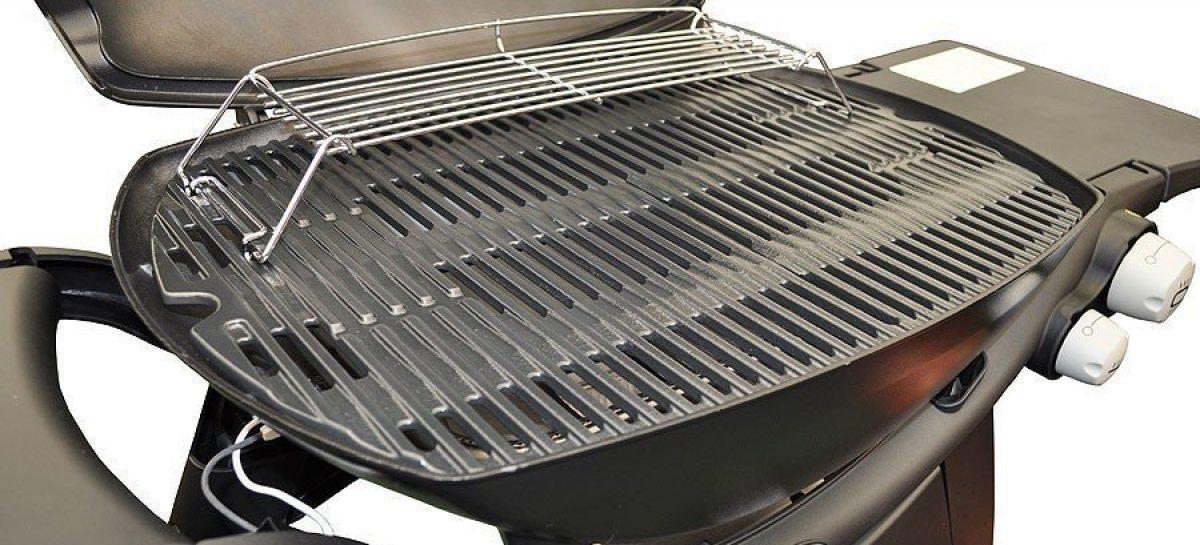 Weber Q 3200 barbecue a gas compatto