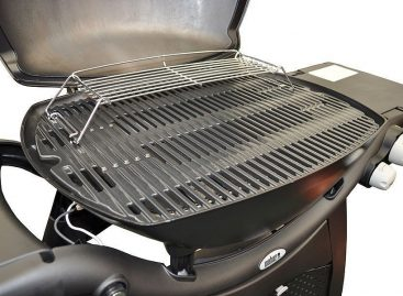 Weber Q 3200 barbecue a gas compatto