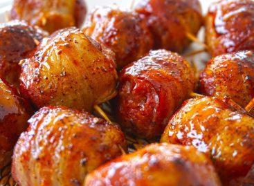 Moink Balls: finger food alla griglia semplice e veloce!
