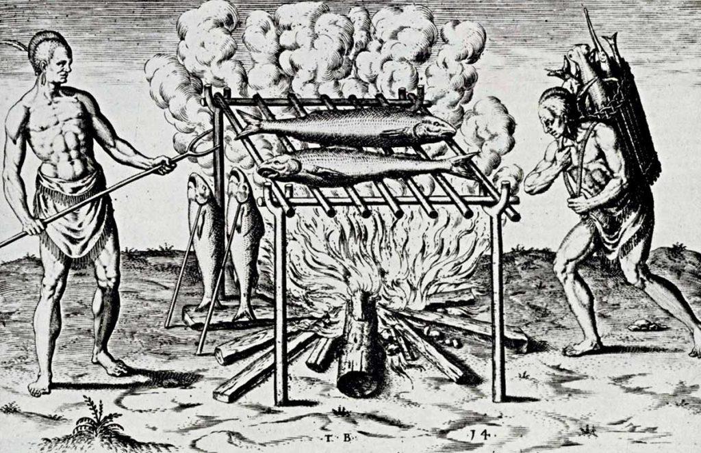 Origini del barbecue