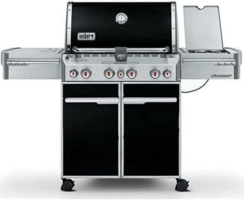 Barbecue a Gas Summit e-470