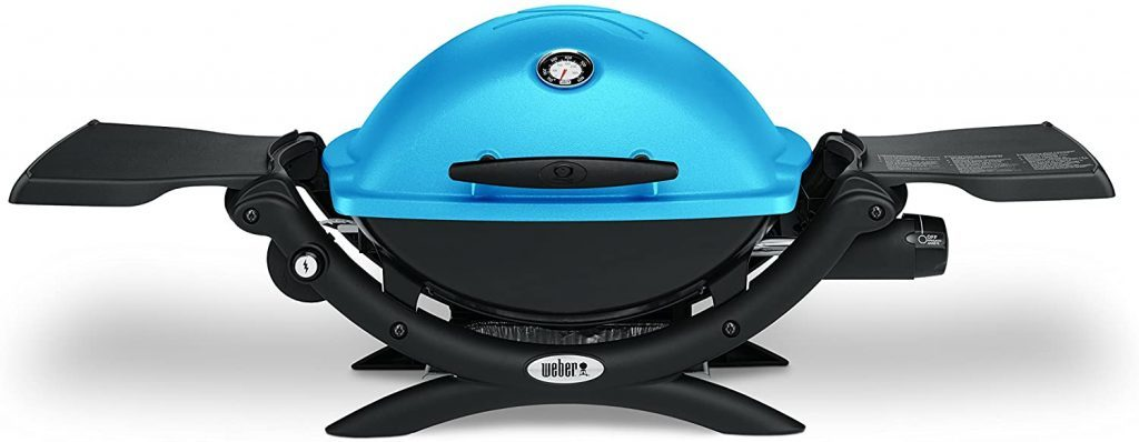barbecue a gas Weber Q 1200