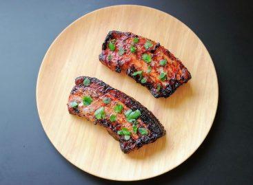 Pancia di maiale al barbecue