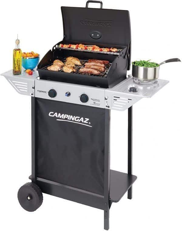 Barbecue a gas pietra lavica Campingaz