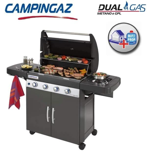 Campingaz 4 Series Classic LS Plus Dual Gas