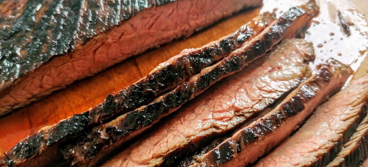 Flank Steak – La bavetta di manzo alla griglia